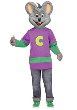 The Chuck E. Cheese Child Chuck E. Cheese Costume