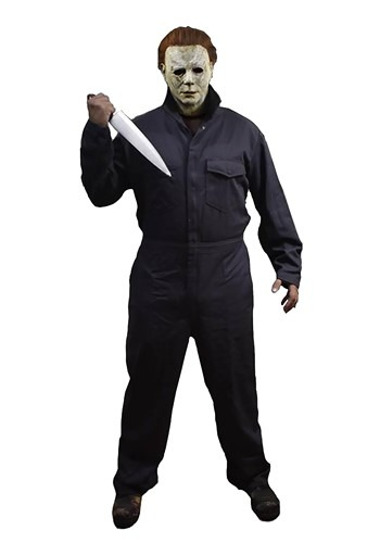 Halloween (2018) Michael Myers Coveralls for Adults