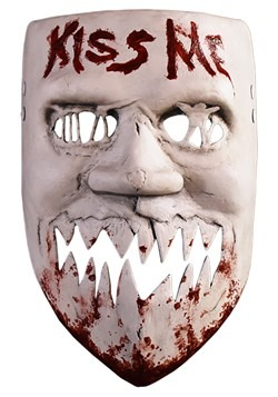 The Purge Kiss Me Mask