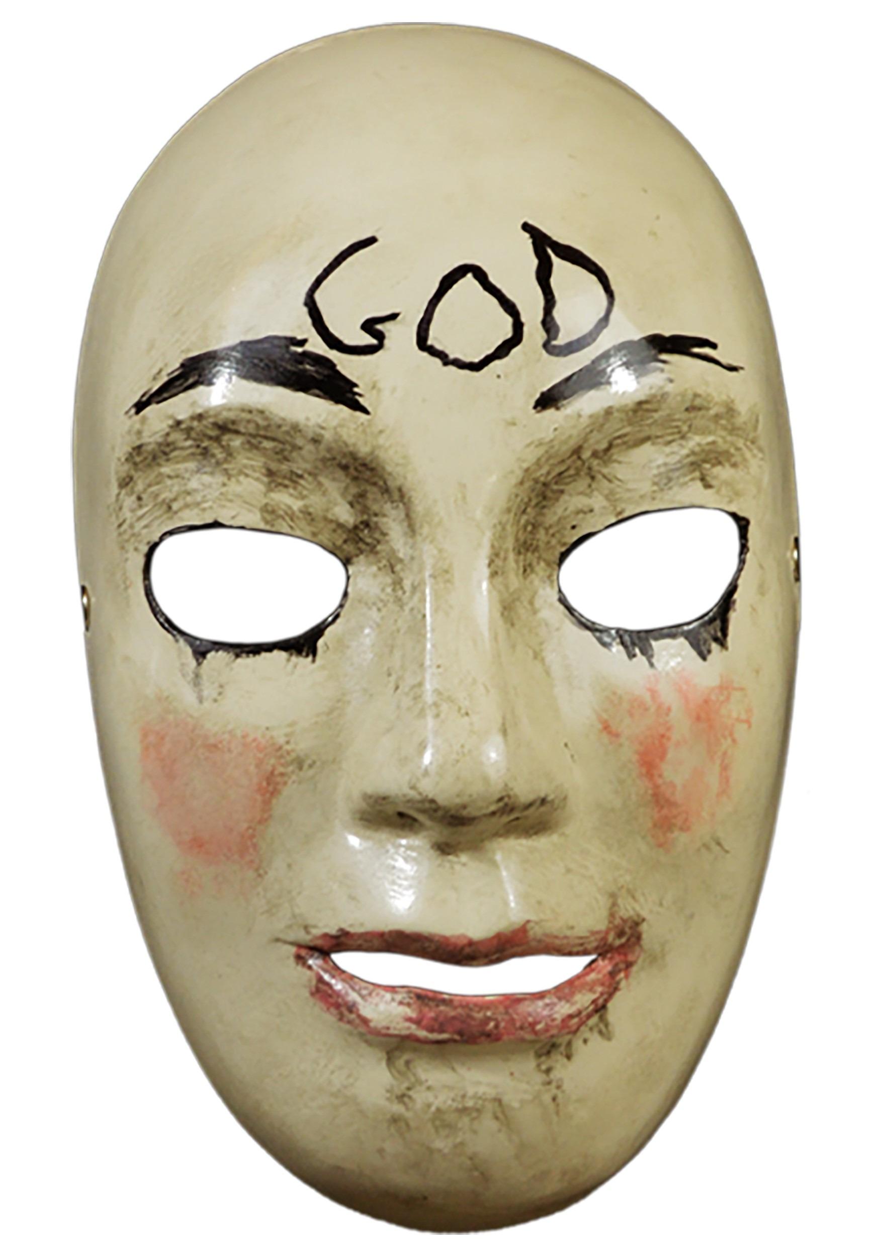 God The Purge Mask