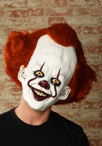 IT Supreme Pennywise Mask