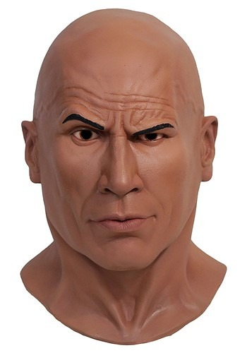 The Rock Mask WWE
