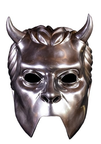 Ghost Nameless Ghoul Male Mask with Collector's Bo
