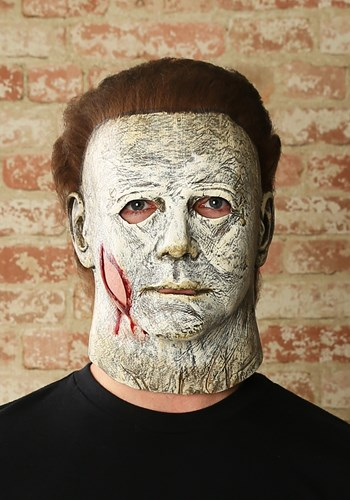 Michael Myers Final Battle Mask Halloween (2018)-2