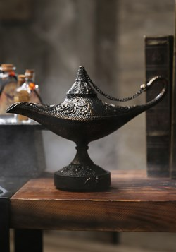 Magic Genie Lamp with Mist Update 1