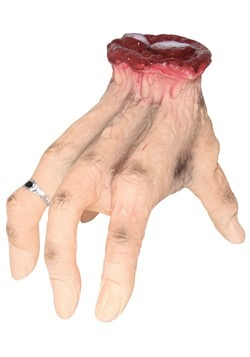 Animated Crawling Severed Hand