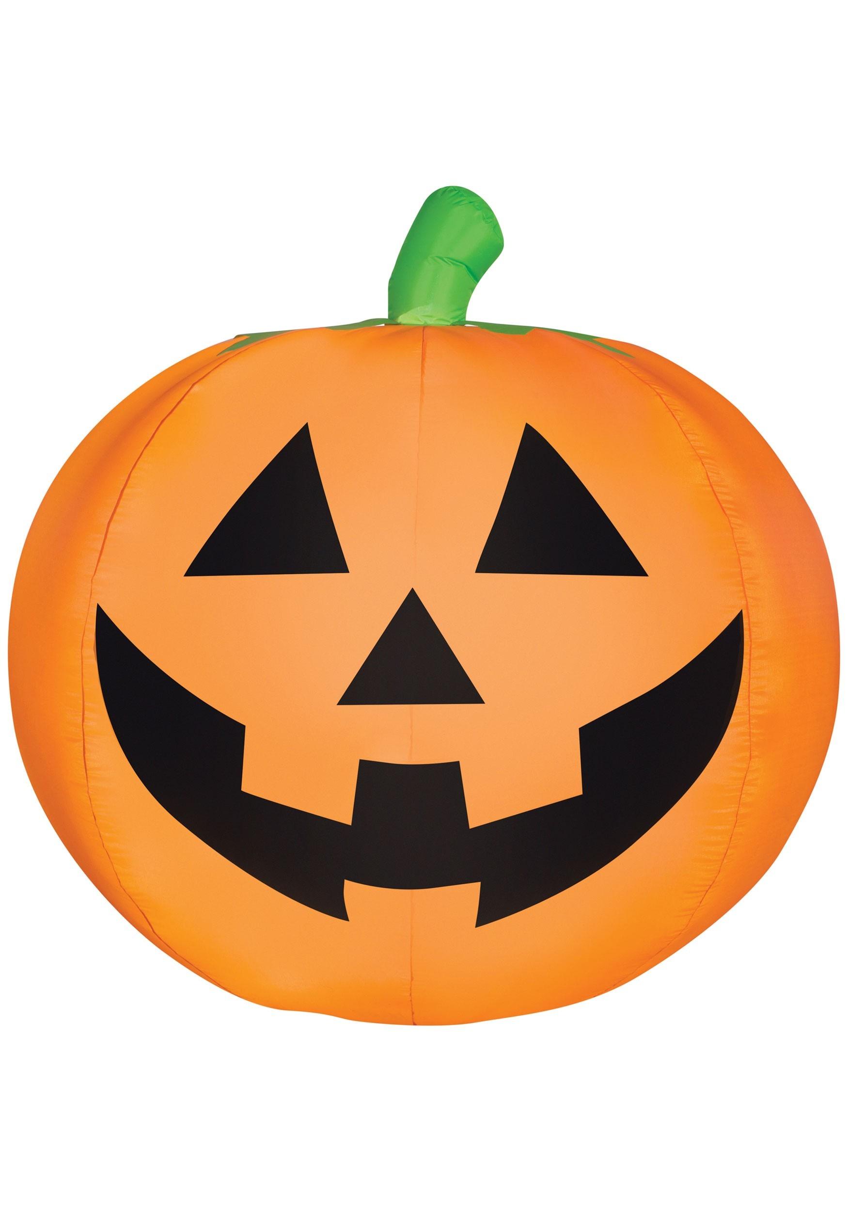 5 Pumpkin Inflatable Decoration