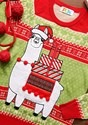 Adult Christmas Llama Unisex Ugly Sweater