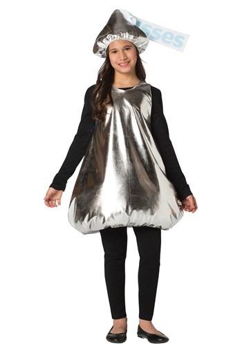 Hershey's Tween Hershey's Kiss Costume