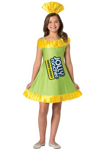 Jolly Rancher Tween Apple Jolly Rancher Costume