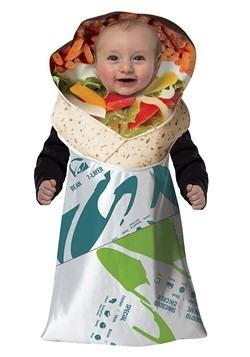 Taco Bell Infant 7 Layer Burrito Buntington Costum