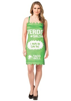 Taco Bell Womens Verde Taco Bell Sauce Packet Cost