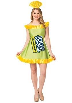 Jolly Rancher Womens Apple Jolly Rancher Costume