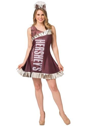 Hershey's Womens Hershey's Candy Bar Costume