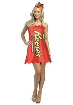 Reese's Womens Reese's Cup Costume
