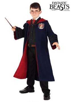 Child Vintage Hogwarts Gryffindor Robe 1