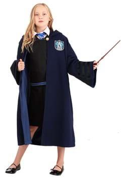 Harry Potter Vintage Hogwarts Ravenclaw Robe For Kids alt6