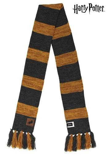 Harry Potter Vintage Hogwarts Hufflepuff Scarf