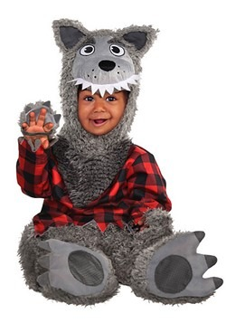 Infant Grey Werewolf
