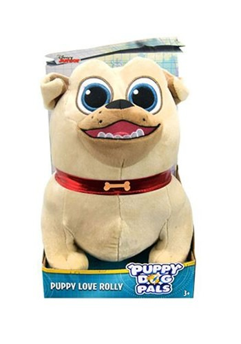Puppy Dog Pals: Puppy Love Rolly Plush