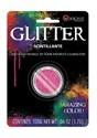 Pink Glitter Makeup
