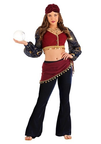 Women's Sexy Gypsy Costume