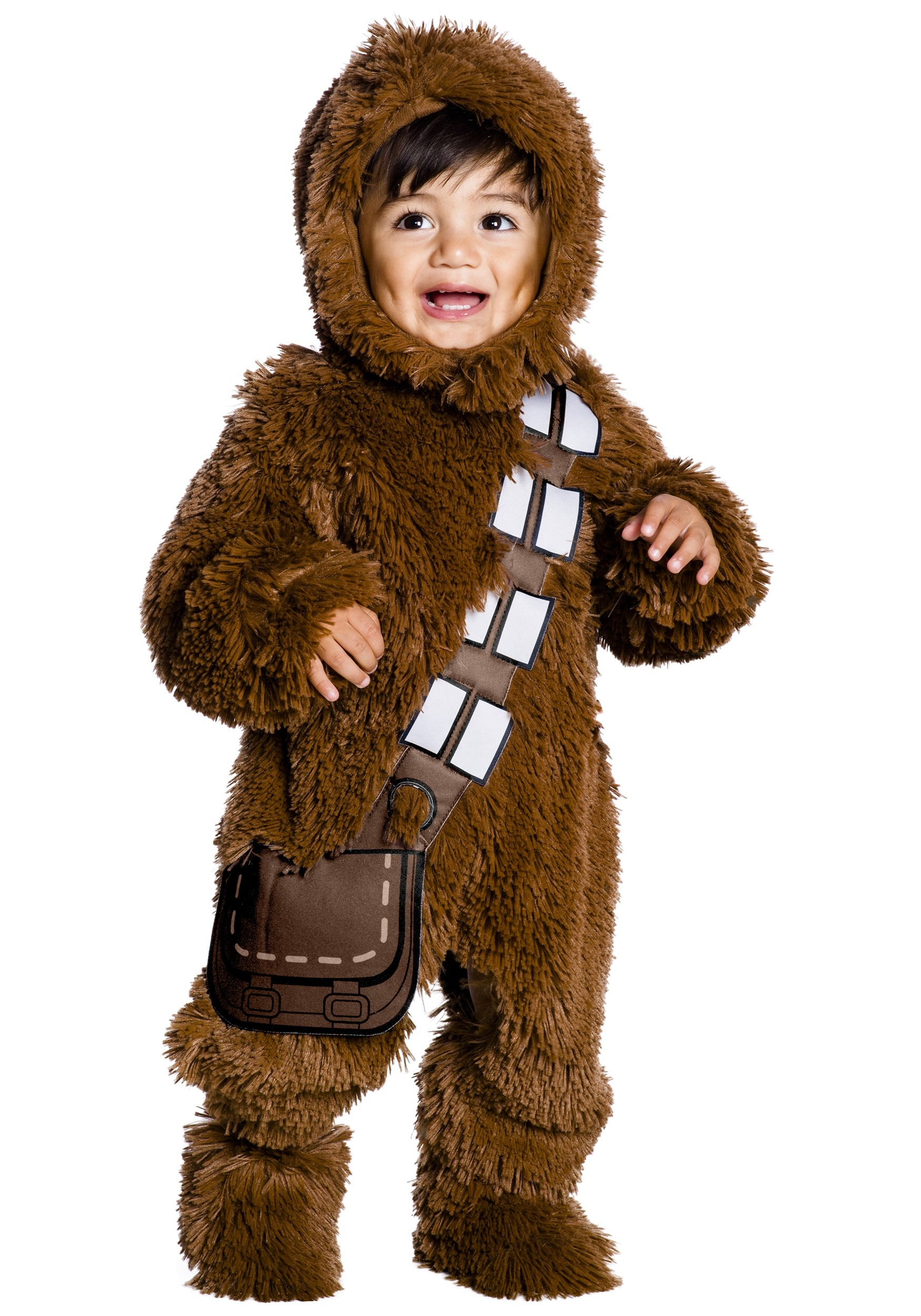 Toddler Deluxe Plush Costume Star Wars Chewbacca
