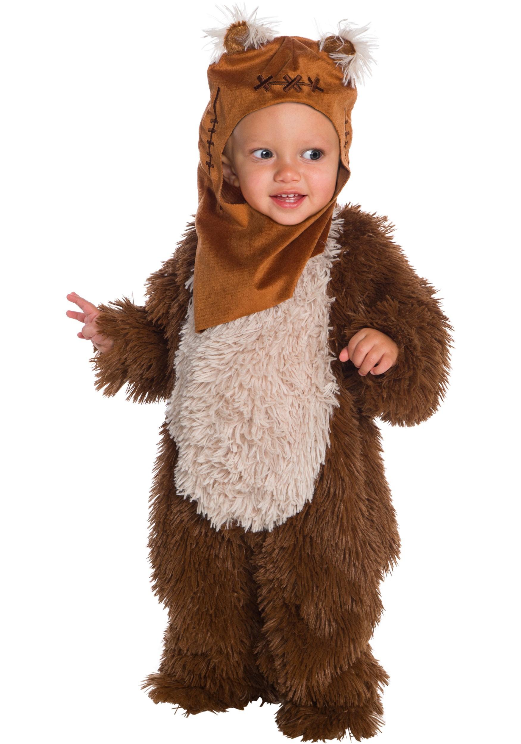 Star Wars Teddy Bear Wicket the Ewok Toddler Costume