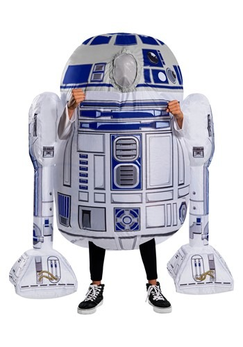 Star Wars Child Inflatable R2D2 Costume