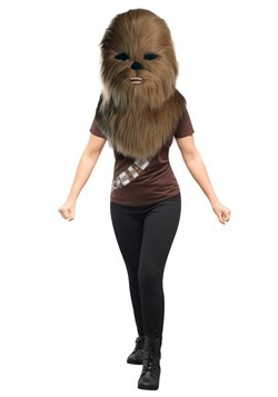 Star Wars Oversized Chewbacca Plush Head