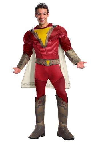 Shazam! Deluxe Adult Costume