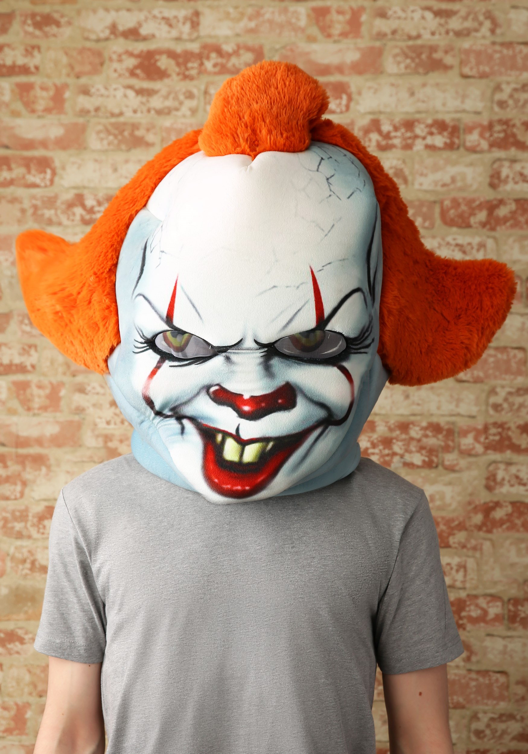 Mascot It Pennywise Mask