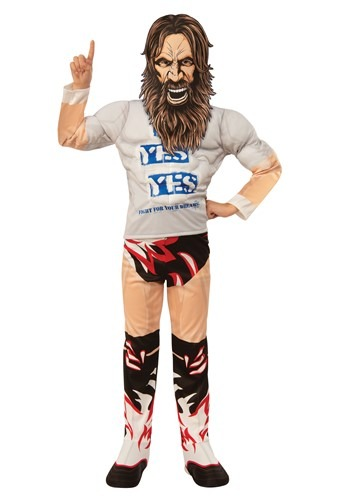 WWE Daniel Bryan Deluxe Costume for Kids