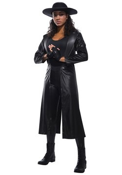 WWE Womens Undertaker Costume