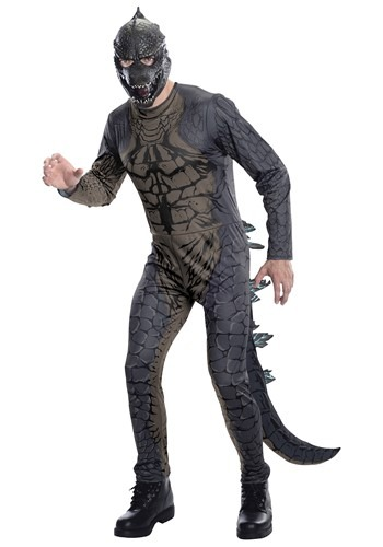 Click Here to buy Godzilla King of the Monsters Adult Classic Godzilla Costume from HalloweenCostumes, CDN Funds