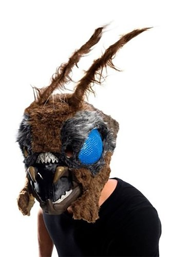 Godzilla King of the Monsters Mothra Overhead Latex Mask