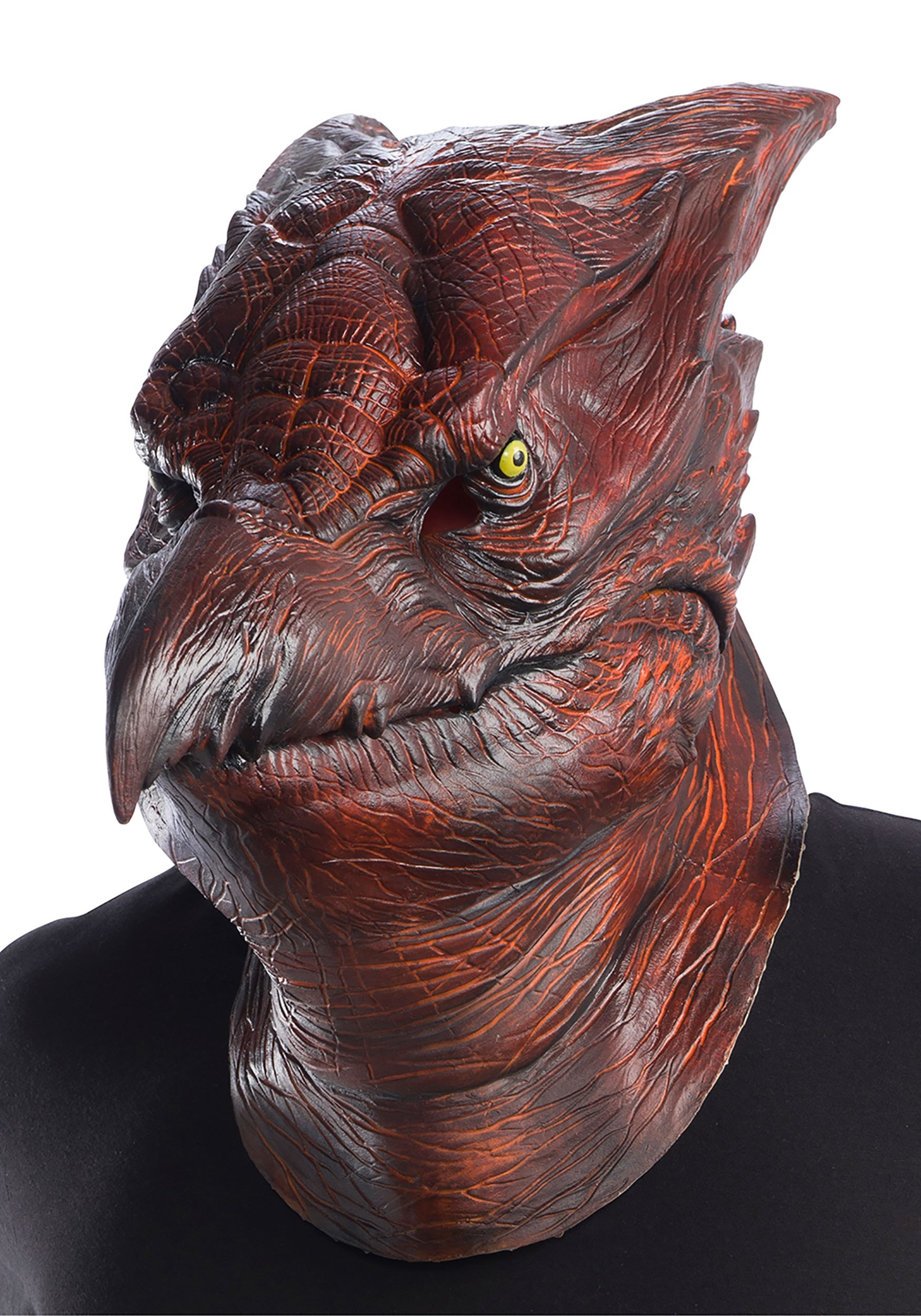 0934e550ba0 The Godzilla King of the Monsters Rodan Overhead Latex Mask
