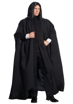 Harry Potter Adult Plus Size Severus Snape Costume