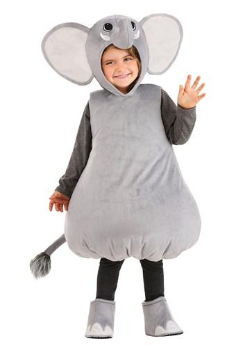 Toddler Bubble Elephant Costume