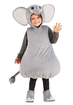 Toddler Bubble Elephant Costume