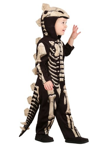 Toddler Stegosaurus Fossil Costume