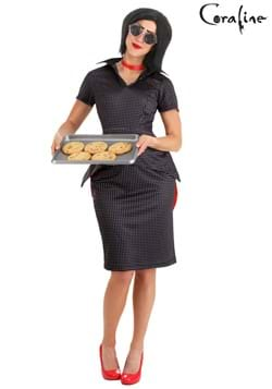 Womens Coraline Other Mother Costume