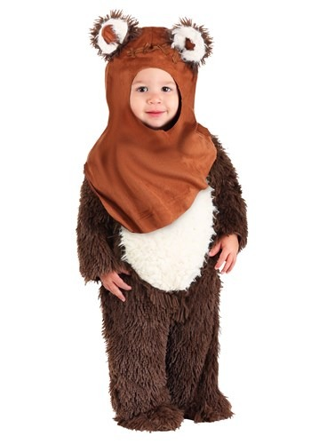 Star Wars Ewok Wicket Infant Costume New