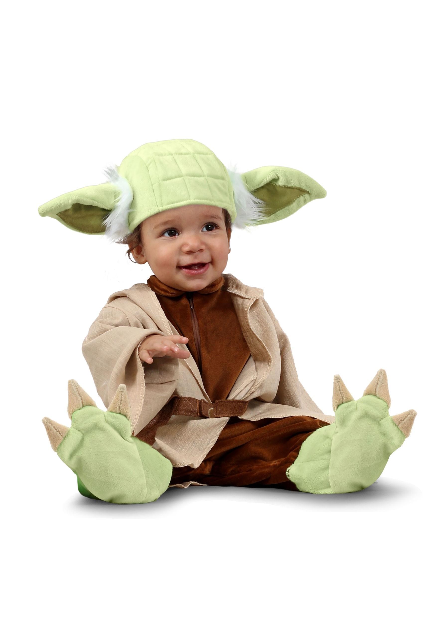 Star Wars Yoda Costume Infant