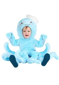 Octopus Costume InfantToddler upd 2