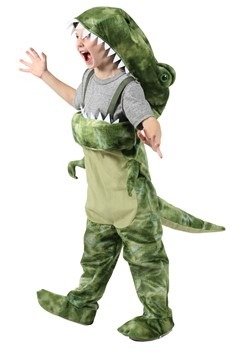 Child People Eater Dino Costume