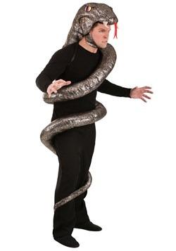Adult's Slither Snake Costume New