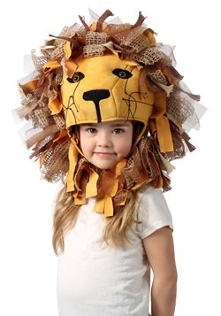 Harry Potter Girls Luna Lovegood Roaring Lion Head Update