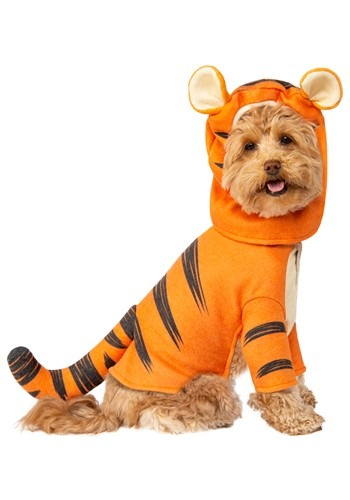 Tigger Dog Costume
