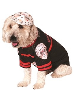 Jason Voorhees Pet Costume